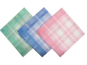 100% Cotton Promotional Lady Hanky/Lady Handkerchief pictures & photos
