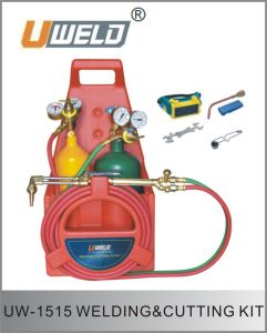 Portable Welding Cutting Outfit for Gas Cutting