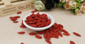 Organic Goji Berry Without Additives or Pesticides Residues pictures & photos
