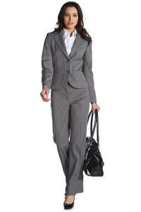 Top Brand Good Quality Women Suit for Work Wear -Su006 pictures & photos