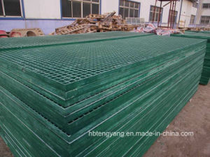 FRP Grating FRP/GRP Fiberglass Composite Gratings pictures & photos