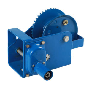Self - Locking Hand Winch (H-1800A) pictures & photos