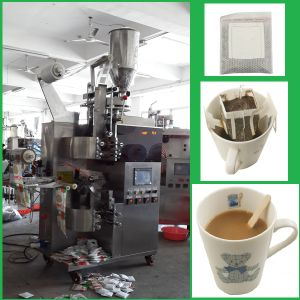 Drip Coffee/ Tea Bag Packing/Package Machine with Ears pictures & photos