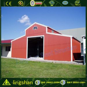 Steel Structure American Barn (L-S-046) pictures & photos