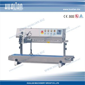 Hualian 2017 Color Ribbon Vertical Band Sealer (FRS-1010II) pictures & photos