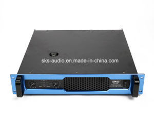 Economical 2 Channels Professional Power Amplifier for KTV, Conference and Show
