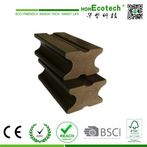 Wood Plastic Composite Decking Joist 40s25 pictures & photos