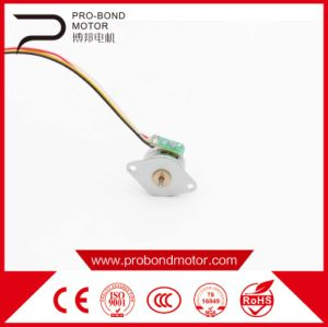 Motor Wire Permenent Magnetic Electric Step Bystep Motors pictures & photos