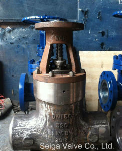 API Gear Drive Welding Gate Valve pictures & photos