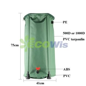 Garden Collapsible Rain Water Tank pictures & photos