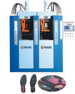 Hc-T0202-C: Tr/TPU Sole Injection Moulding Machine