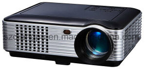 3000lumens LCD Video Projector with TV (SV-228) pictures & photos
