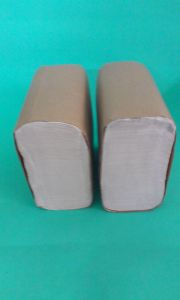 100% Recycle Tall Fold Napkin pictures & photos