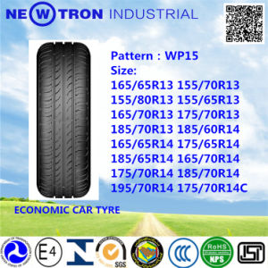 Wp15 155/80r13 Chinese Passenger Car Tyres, PCR Tyres