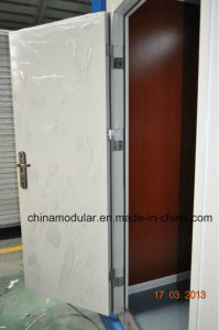 Chile Style Personnel Door for Flat Pack Buidling (CHAM-TD04) pictures & photos