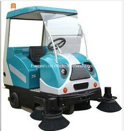 Electric Power Sweeper, Robotic Floor Sweeper, Ride-on Power Sweeper pictures & photos