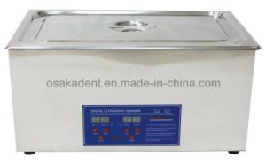 22L Digital Timing Belt Heating Control Dental Ultrasonic Cleaner pictures & photos