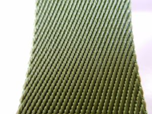 High Quality 40mm Wide Twill Nylon Webbing for Bags pictures & photos