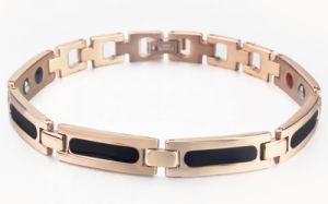 Stainless Steel (Titanium) Fashion Jewelry Energy Bracelet pictures & photos