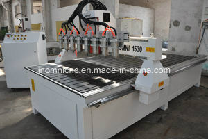 Multi-Spindle Woodworking Machinery Engraving Machine CNC Router