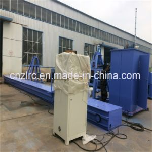 GRP/FRP Fiberglass Horizonal Vessel and Tank Winding Machine pictures & photos