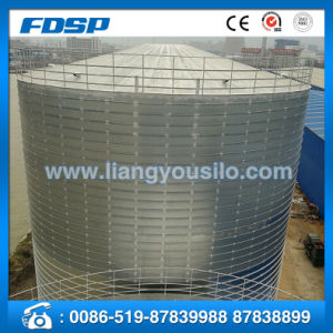 Good Liquidity Sawdust and Wood Pellet Silo pictures & photos
