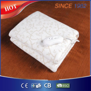 Washable Over Heat Protection Heated Blanket with Ce Certificate pictures & photos