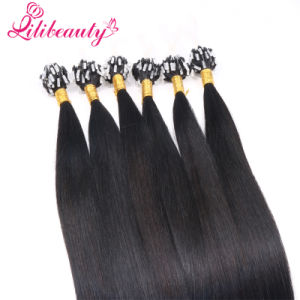 Micro Loop Human Hair Extension with Human Hair pictures & photos