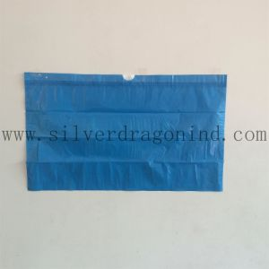 High Quality Plastic Trash Bags with Drawstring pictures & photos