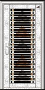Stainless Steel Door with Glazing Trim in SUS304 (ES-8006) pictures & photos