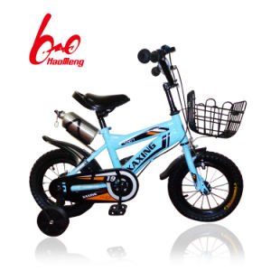 Lovely Folding 14 Inch Mini Kids Bicycle with Carrier pictures & photos