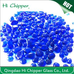 Cobalt Blue Decorative Glass Beads pictures & photos