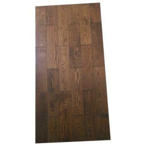 Vanished Oak Hardwood Parquet / Wood Flooring pictures & photos