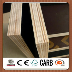 18mm Waterproof Film Faced Plywood for Concrete Formwork Construction pictures & photos