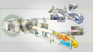 PVC Fire Hose Production Line pictures & photos