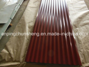PPGI Corrugated Roofing Sheet Factory Price pictures & photos