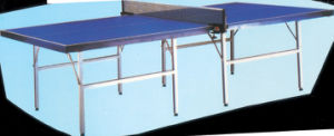 International Folding Ping Pong Table Tennis Table (TY-10907) pictures & photos
