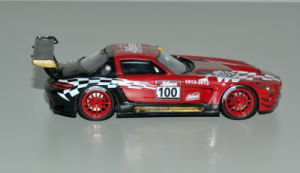 1/43 Scale for Racing Car Model