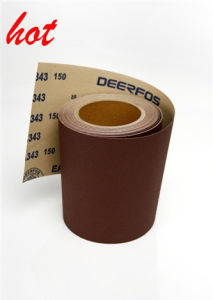 Abrasive Cloth Roll pictures & photos