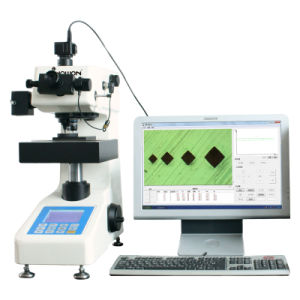 Hot Sale High Accuracy Durometer Micro Hardness Tester Vickers (MHV-1000VK) pictures & photos