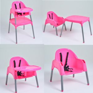 Modern Free Dinner Table Moveable Baby High Chair/Baby Chair for Baby Traveling