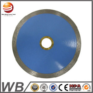 Laser Welded Diamond Cutting Saw Blades for Tiles/Ceramic/Marble pictures & photos