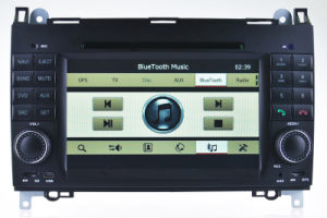 Car Video for Mercedes-Benz a Class Car DVD Player (2005 Onwards) with DVB-T MPEG4/ISDB-T/ATSC-Mh pictures & photos