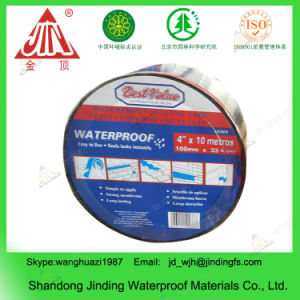 Self-Adhesive Bitumen Cold Seal Tape for Waterproofing pictures & photos