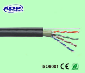 Self-Support Outdoor Cat5e Communication Cable pictures & photos