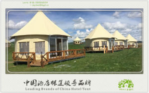 Octagon Luxury Resort Tent / Hotel Tent pictures & photos