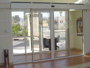 Profession Supplier of Automatic Sliding Doors (DS200) pictures & photos