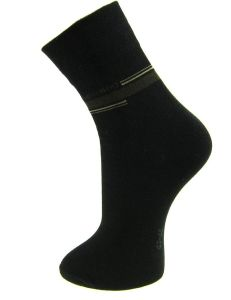 Men Thin Cotton Business Socks