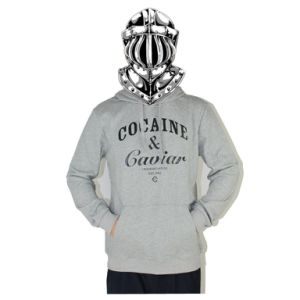 Grey Letter Long-Sleeves Sweatdhirt Hip Hop Casual Shirt pictures & photos