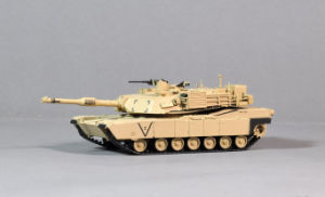 Armored Model Die Cast Tank
